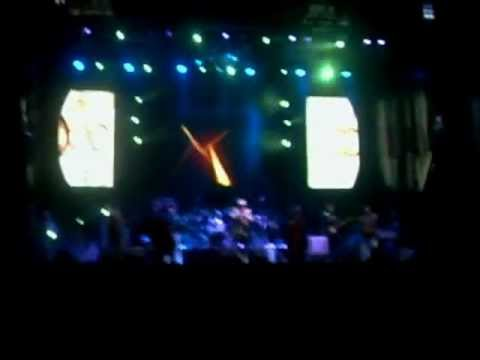 Emir Kusturica & The No Smoking Orchestra- Bubamara (Salamanca) 17/06/2012