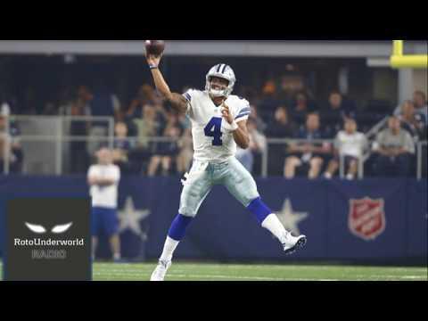 A difficult Cowboys schedule will unlock Dak Prescott's fantasy football potential