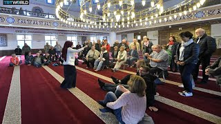Open Mosque Day: Germany's mosques open their doors to public
