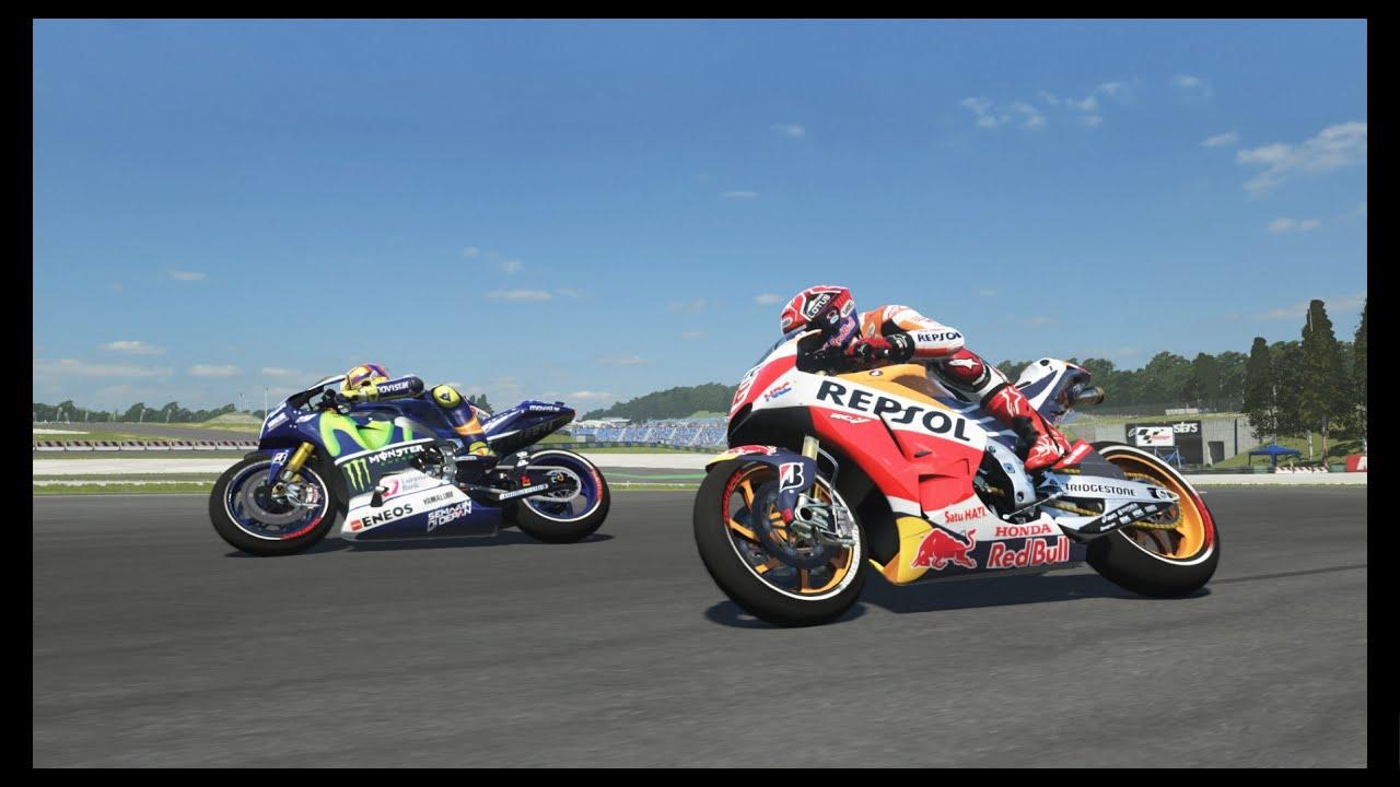 画像: MotoGP™15 PV2 日本語字幕つき www.youtube.com