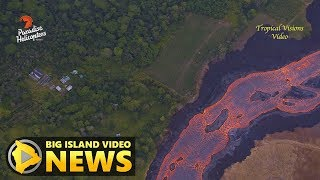 Hawaii Volcano Eruption Update - Friday Morning (June 22, 2018)