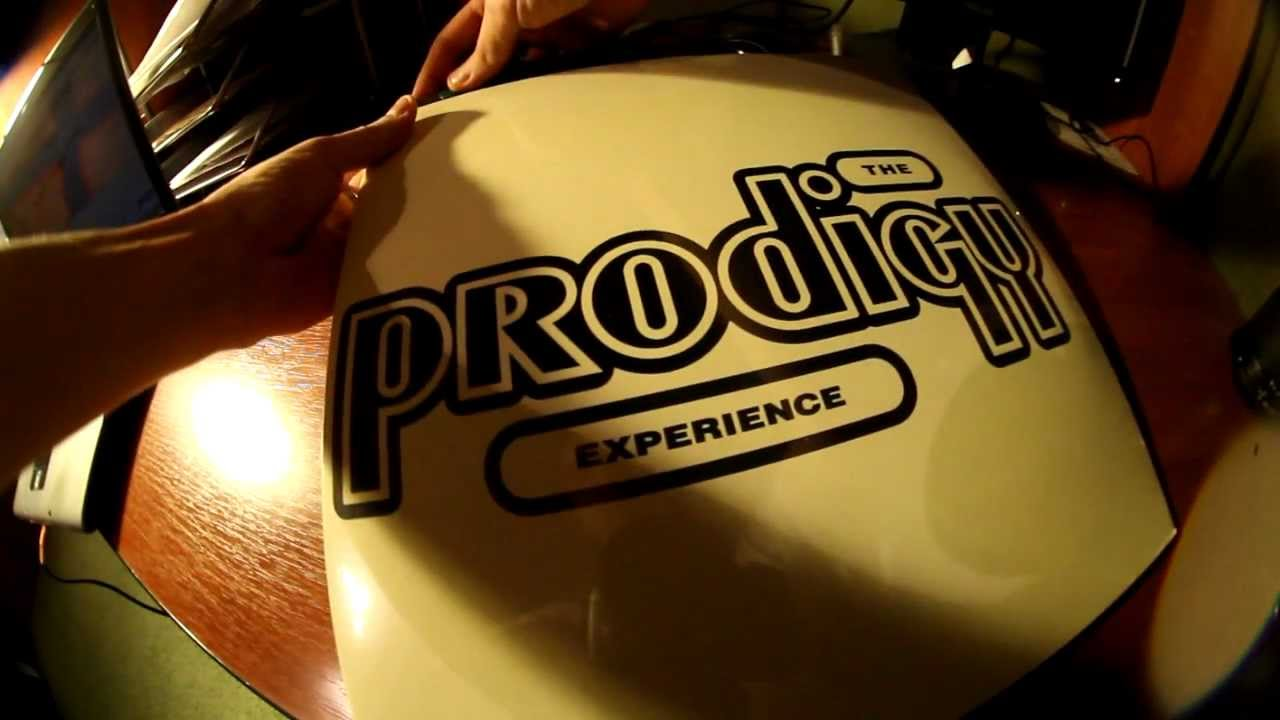 The Prodigy Experience Vinyl Unpacking Youtube