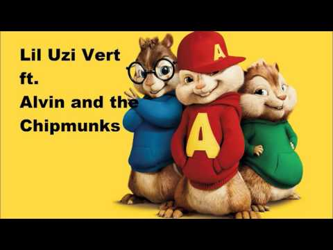 Lil uzi vert - You Was Right ft. Alvin and the chipmunks