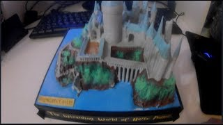 The Wizarding World Of Harry Potter - Hogwarts Castle Edition  Blu- Ray Unboxing ITA