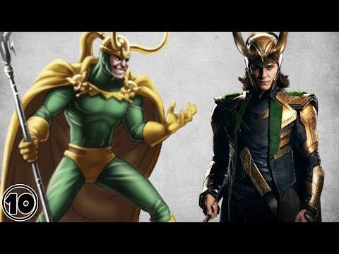 Top 10 Loki Surprising Facts