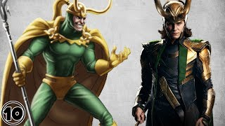 Top 10 Loki Surprising Facts