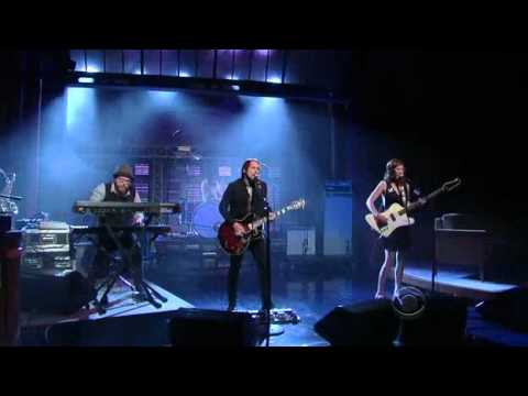 Silversun Pickups  on Letterman 7282009 HQ