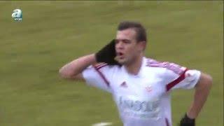Kastamonuspor 2 – 1 Karşıyaka  Maç Özeti (19 Ocak 2016)