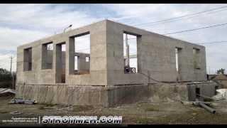 видео Пенобетон и строительство из пенобетона