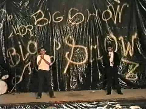 Marivaldo e Sidnei Big Show 02 Dublagem
