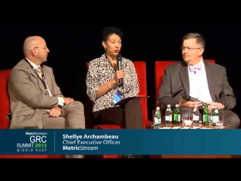 CXO Panel - A Stakeholder's Expectation from the Audit, Risk and Compliance Programs