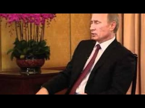 Putin gives an interview to Xinhua news agency and CCTVs Channel 1