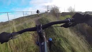 Mountainbike parcours Zandvoort