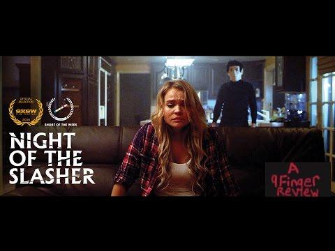 Night of the Slasher ( Short Film Review)