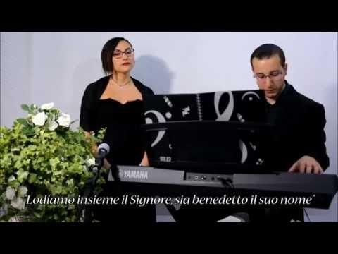 SALMI RESPONSORIALI MATRIMONIO