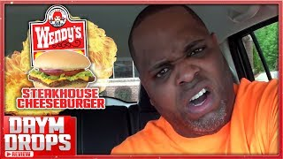 Wendy's Steakhouse BACON Cheeseburger