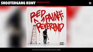 ShooterGang Kony - Veteran's Day (Audio)
