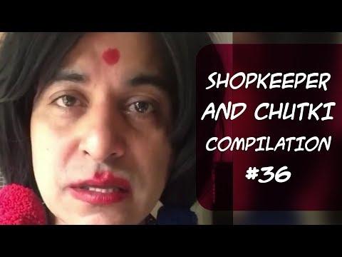 Shopkeeper and Chutki - Compilation #36   Gaurav Gera