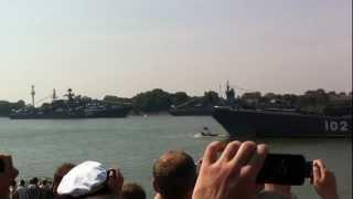 Высадка морских пехотинцев