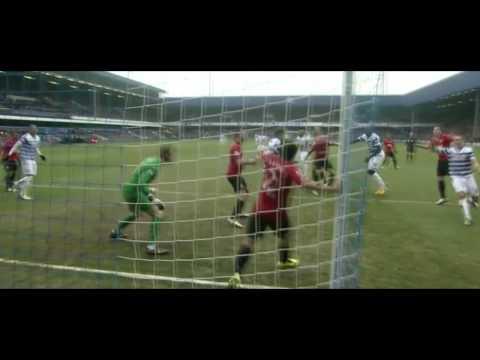 Rafael Da Silva Vs Queens Park Rangers (angel) 12-13  HD 720p by LucasiRD