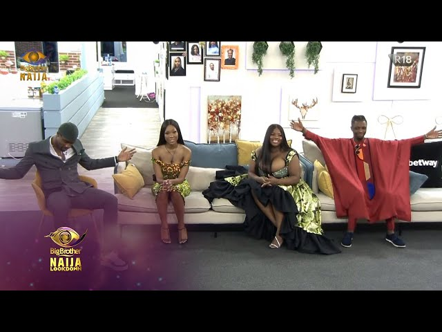Finale: Accolades where they are due | Big Brother: Lockdown | Africa Magic