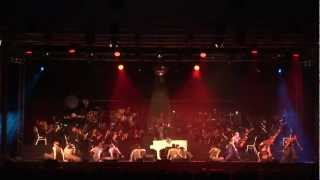 Symphonic Pop Orchestra - The moon and the superhero 2012