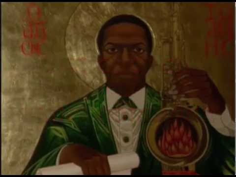The Church of Saint Coltrane