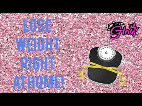 At home dance workout video) lose weight at home!  With Mya Marie (Dance fitness) glorobics fitness!