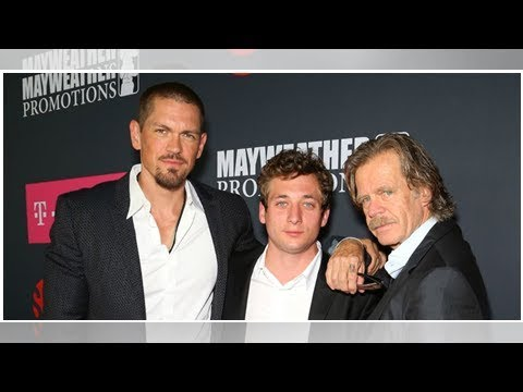 Jeremy Allen White 'Very Sad' About Emmy Rossum's 'Shameless' Exit