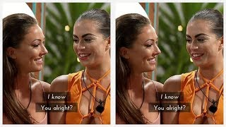 Love Island's Katie Salmon reveals she faced ABUSE from LBGT community after her bis exual romance