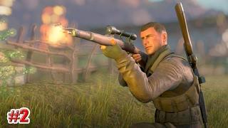 Sniper Elite 4 ОСТРОВ САН-СЕЛИНИ (КАМПАНИЯ) (2 серия)