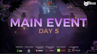 Team Secret vs Vici Gaming | The International 9 | Main Event Day 4 | 23 Creative VN