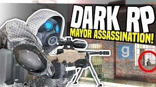 MAYOR ASSASSINATION - Gmod DarkRP | Bounty Hunter!