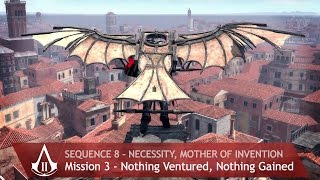 assassin s creed the ezio collection ac2 sequence 8 nothing ventured nothing gained