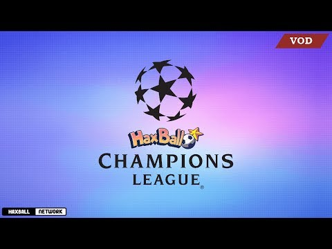 Haxball Champions League 4v4 - group stage: Gamblers - Suavemente
