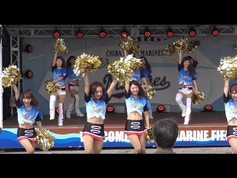 "2016 MDA theme song""departure""  M☆Splash!!& MDA instructor Dance show !"