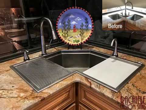 Single Bowl Corner Kitchen Sinks What You Should Know Youtube