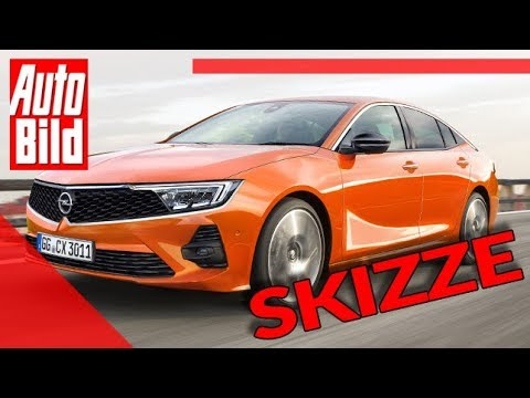 New Opel Insignia GSi Grand Sport 2021 Test Drive Review POV