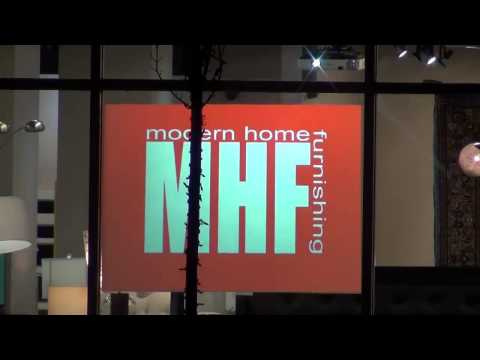Modern Home Furnishings - Digital Signage