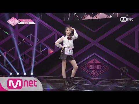 PRODUCE48 [단독/풀버전] 에프이엔티_김도아 ♬So Hot @기획사별 퍼포먼스 180622 EP.2