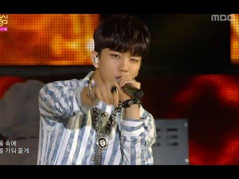B.A.P - Badman, 비에이피 - 배드맨 Music Core 20130921