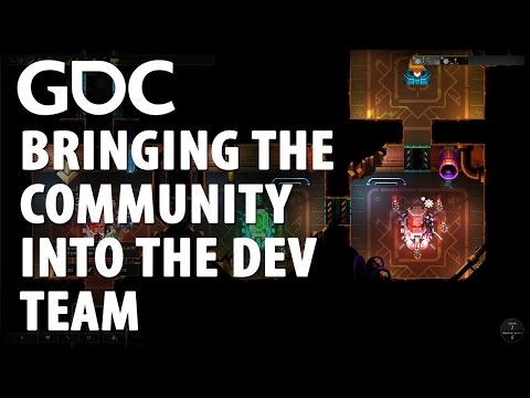 Bringing the Community into the Dev Team