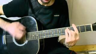 """Как играть на гитаре """"Ели мясо мужики"""" - КиШ - Аккорды и разбор боя"""