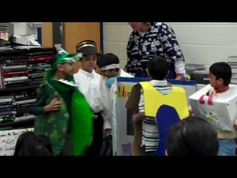 Liberty Elementary School Odyssey of the Mind: Surprise Party (Red Carpet)