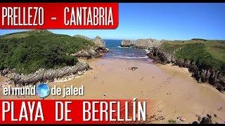 Qué ver en Cantabria | PLAYA DE PRELLEZO - EL MUNDO DE JALED