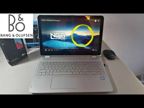 Bang & Olufsen Audio Explained on HP Envy x360 & Speaker Test!
