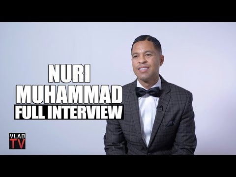 Brother Nuri on Malcolm X, Godfather of Harlem, Farrakhan, Financial Coonery (Full Interview)