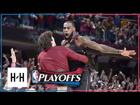 Indiana Pacers vs Cleveland Cavaliers - Game 5 - Highlights | April 25, 2018 | 2018 NBA Playoffs