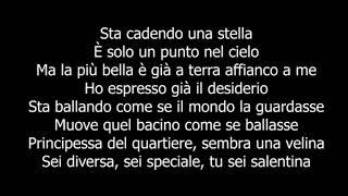 Boomdabash - Mambo Salentino ft. Alessandra Amoroso TESTO