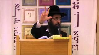הרב יעקב בן חנן הרצאה בראשון לציון